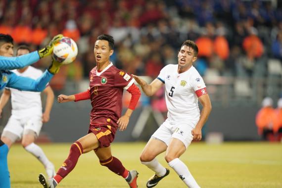 快讯 | 卡尔美2019年国际大体联足球世界杯开幕 海内外球迷共享足球盛宴