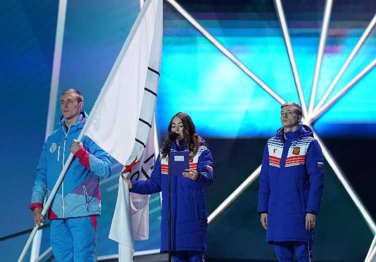 大冬会 第29届世界大学生冬季运动会开幕式