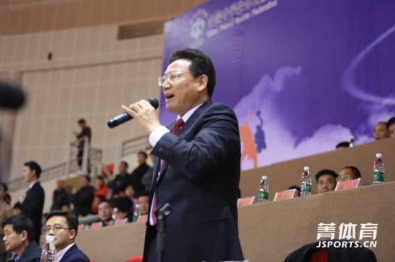圖集 | 中國初高中籃球聯賽南區賽開幕式