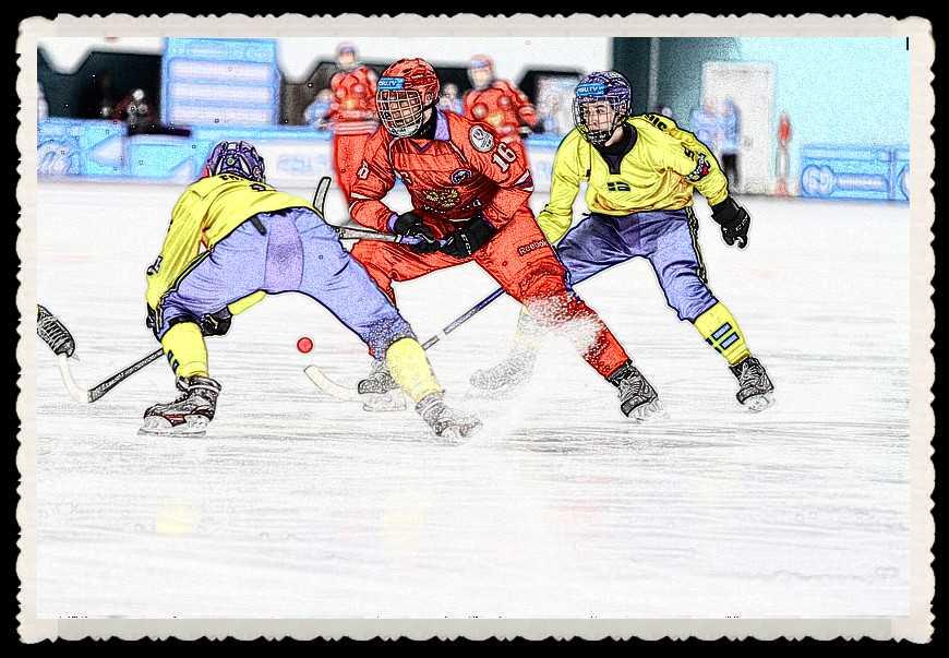 大冬会 | 班迪球——强强对抗 瑞典战挪威集锦