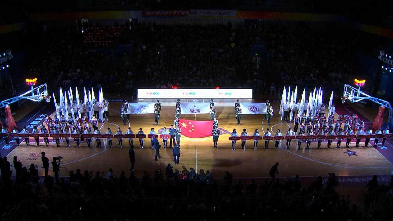 CUBA | 第21届中国大学生篮球联赛(东北赛区)开幕