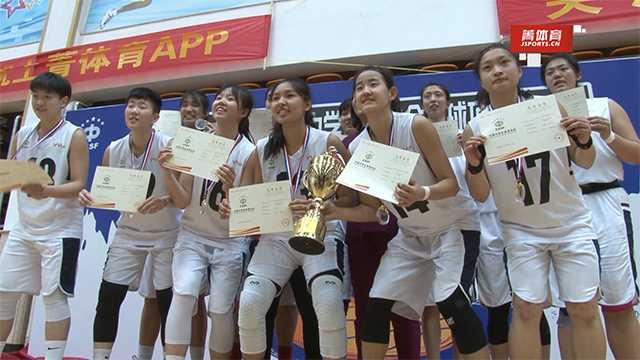 新闻丨2018-2019中国初高中篮球联赛北区赛在吉林长春顺利闭幕