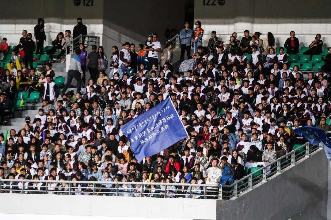 再现万人主场!高职高专组北区决赛在锡林浩特开幕