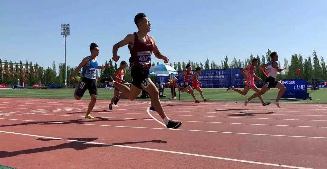 第19届全国大学生田径锦标赛在内蒙古师范大学隆重开幕
