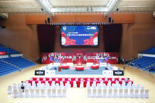 有我,无不可丨2019-20赛季中国大学生3×3篮球联赛大幕正式拉开!