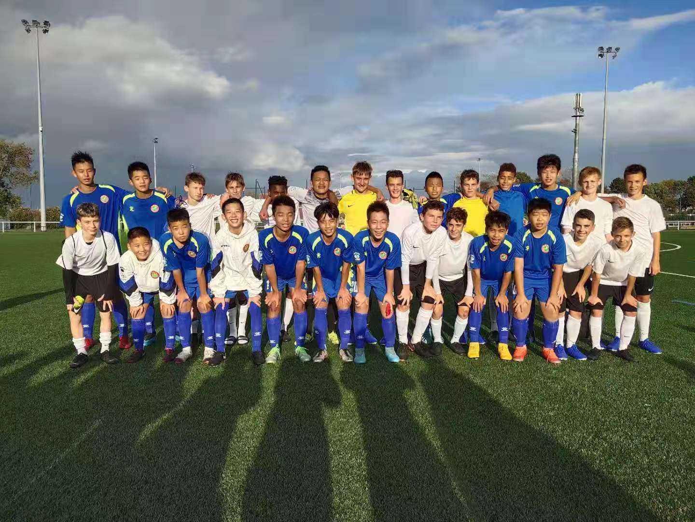 相信梦想的力量相信相信的力量丨2019全国青少年校园足球法国训练营侧记