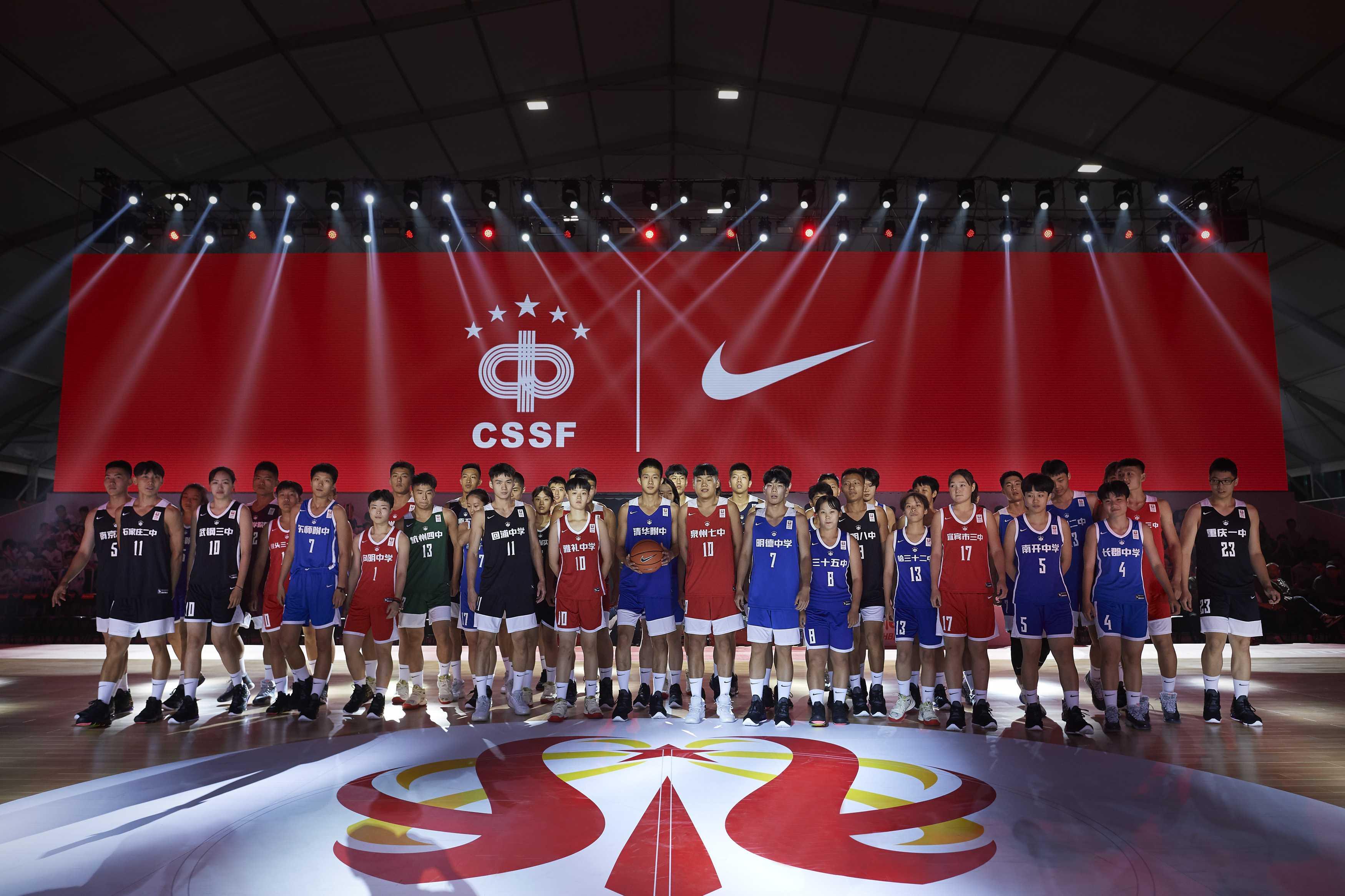 征途开始!2019-20耐克中国高中篮球联赛揭幕战打响!