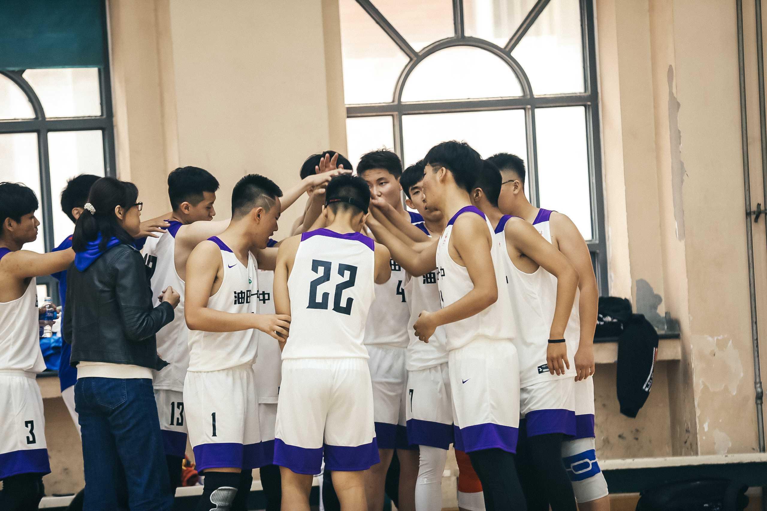 圖集 | 戰津門——2019-20耐克中國高中籃球聯賽基層賽天津賽區開打