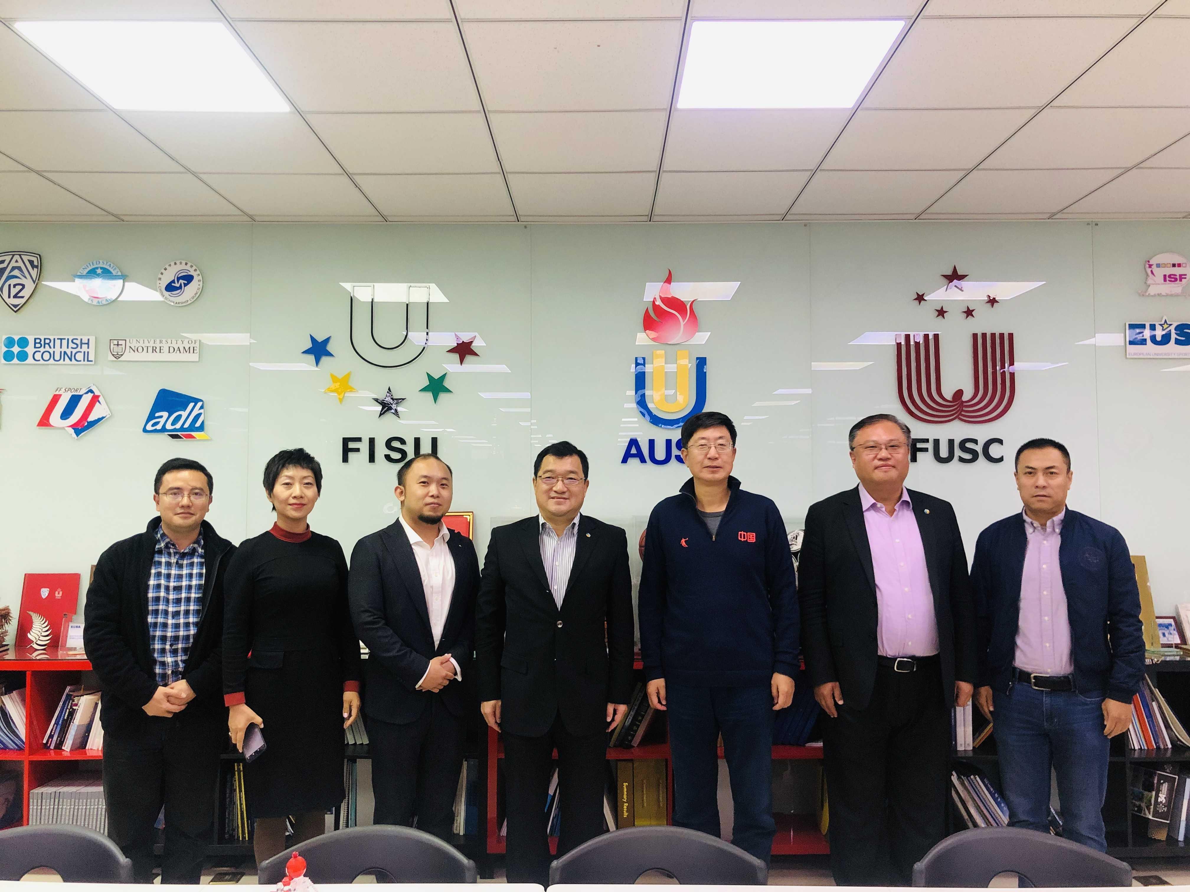快讯 | 薛彦青会见中粮集团党组成员、副总裁陈朗一行