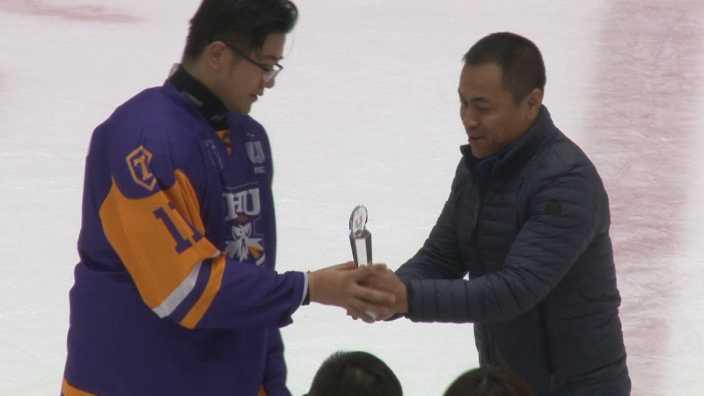 采访 | 张磊:从无到有,全民共促校园冰雪事业大发展