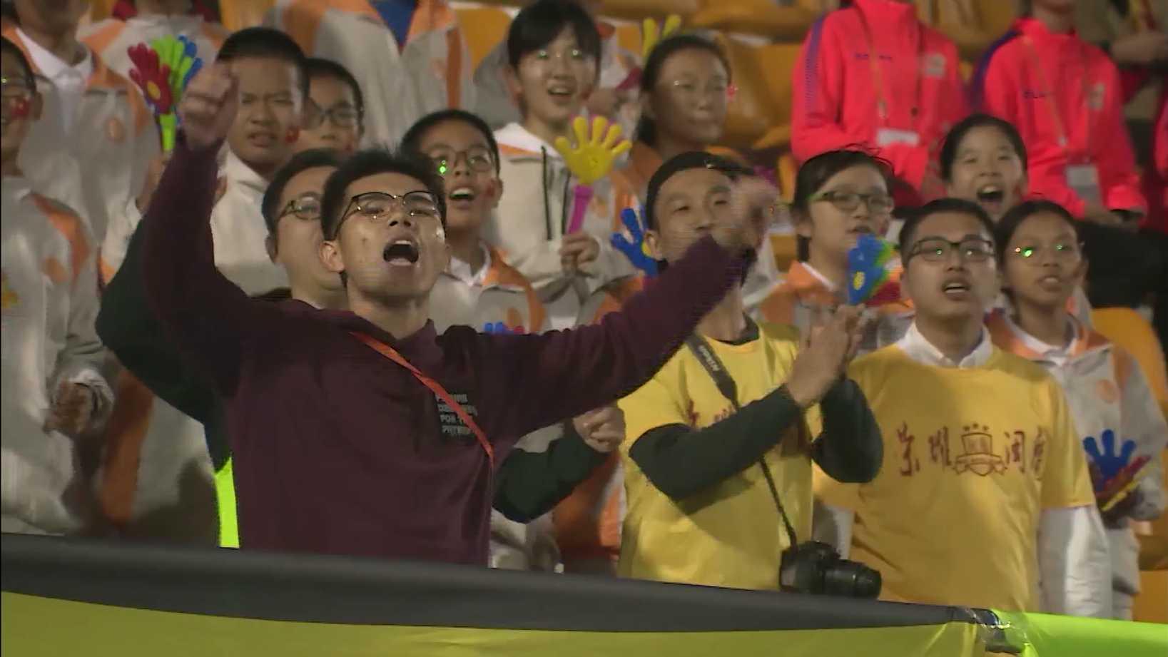 集锦Day6 | 北京师范大学17:0大胜洛桑大学,强势出线