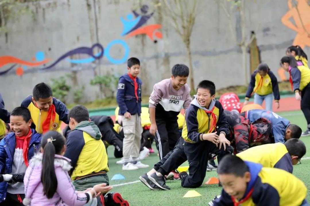 运动 让童年更快乐!